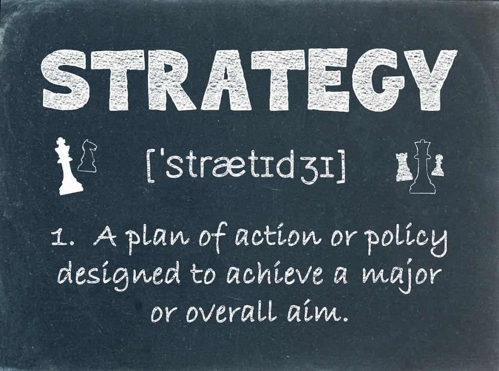 простая стратегия