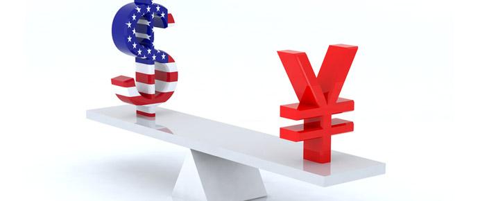 Котировка USD/JPY по обороту занимает второе место