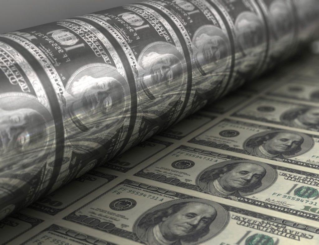 количественное смягчение - за и против