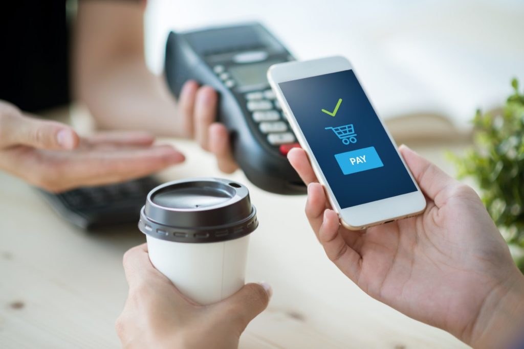 мобильное финансовое приложение