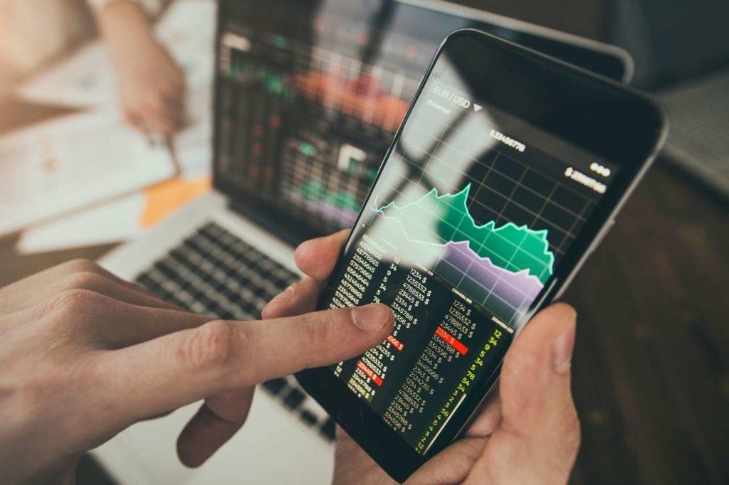 Финансовый рынок трейдеров