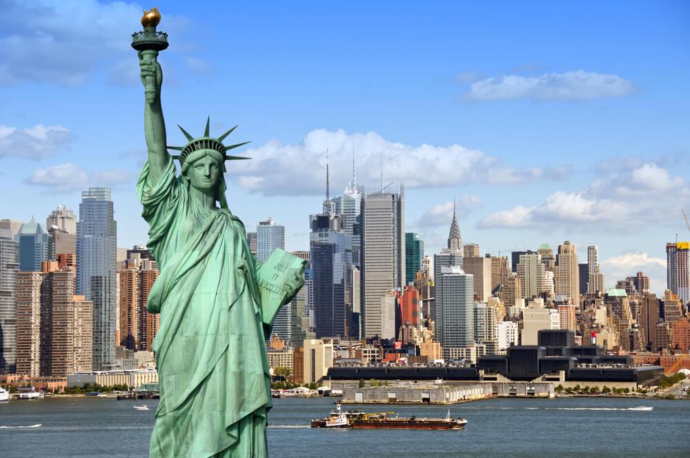 Нью-Йорк стал мировым финансовым центром