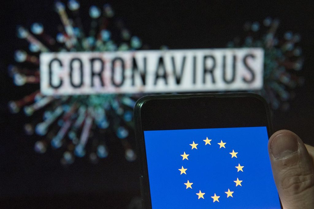 Влияние пандемии на Евросоюз